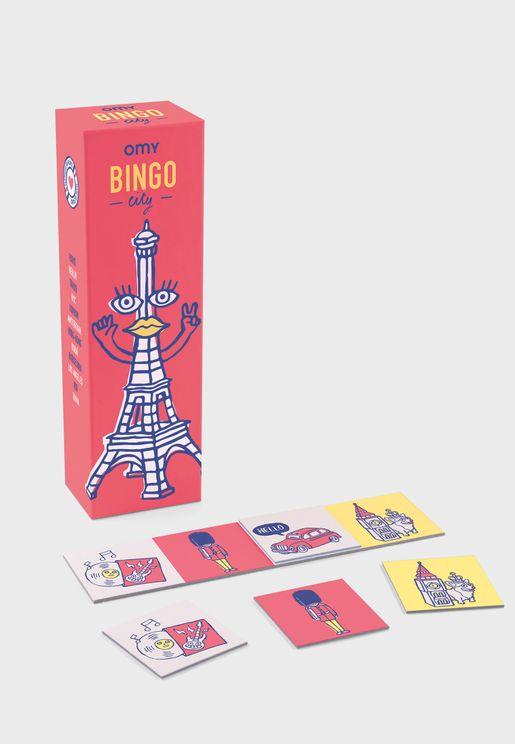 Box Bingo Game