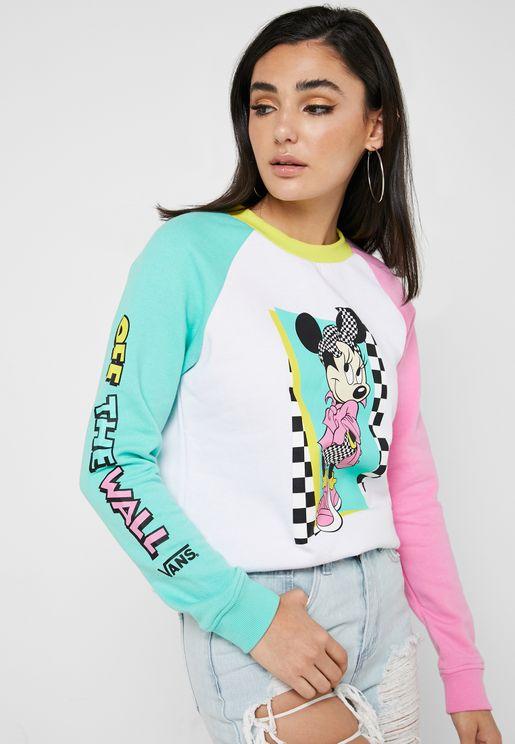 Hyper Minnie Sweatshirt