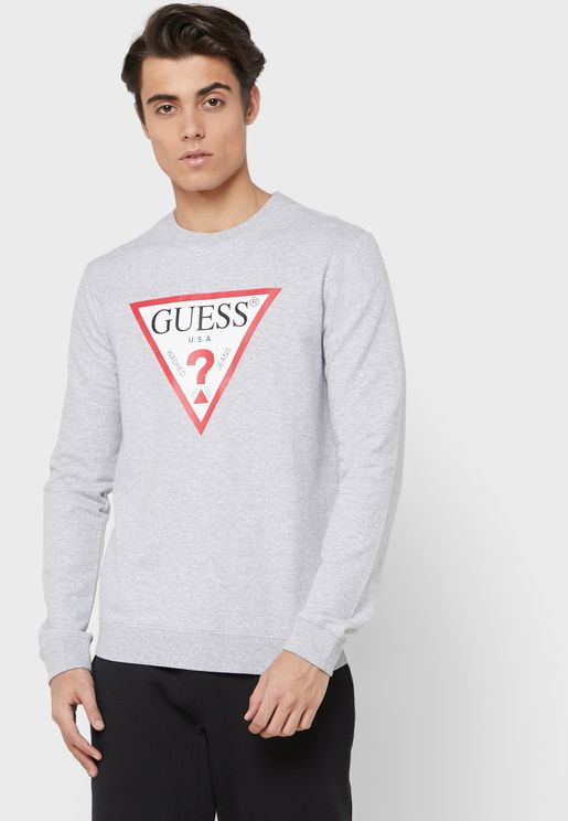 Audley Fleece Sweatshirt