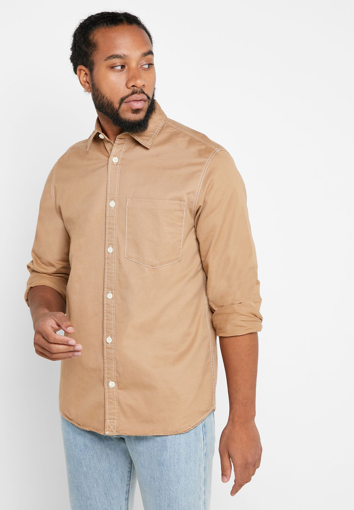 Victor Regular Fit Shirt