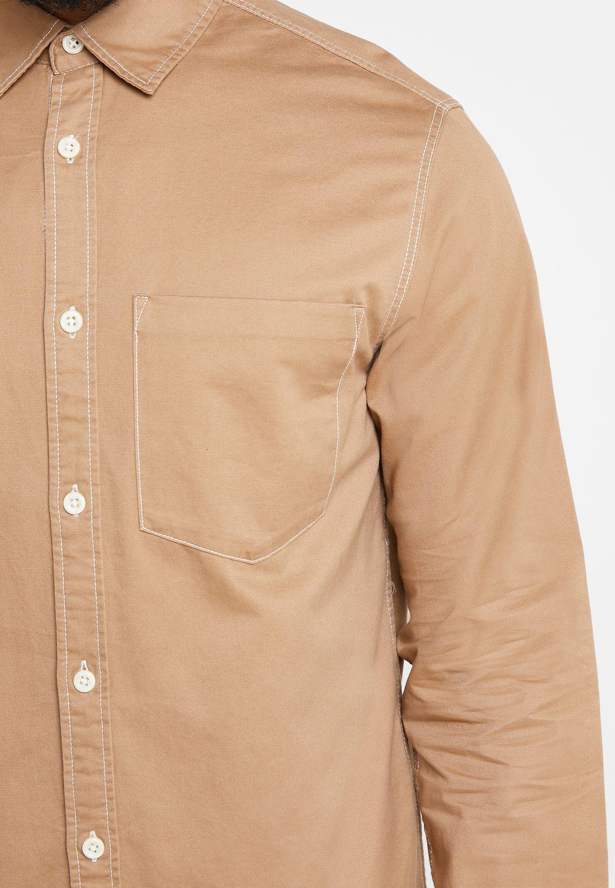 Victor Regular Fit Shirt