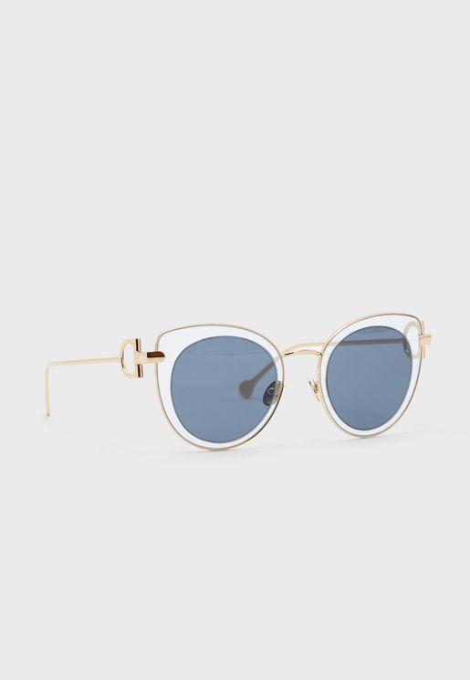 Sf182S نظارة شمسية دائرية