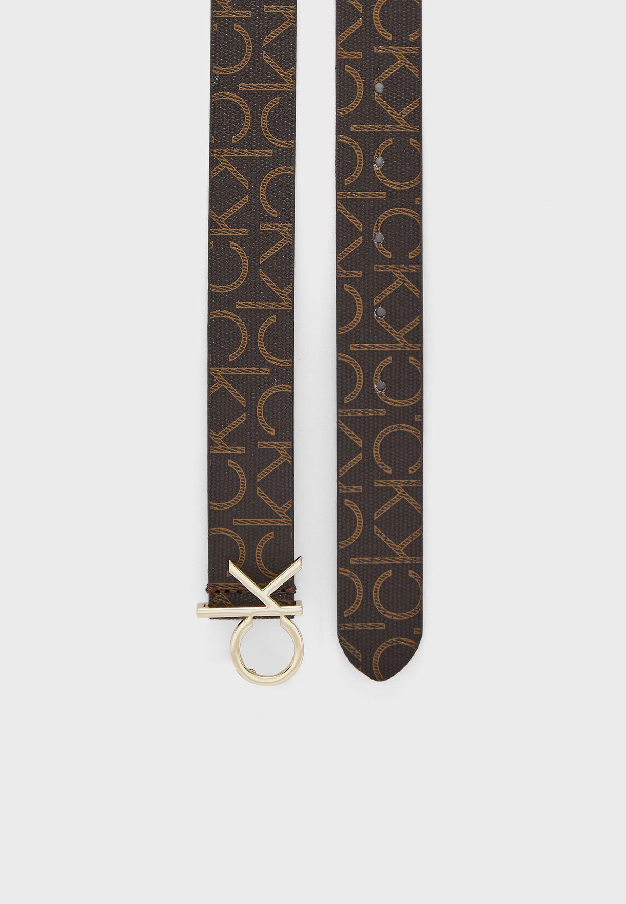 حزام خصر بشعار الماركة