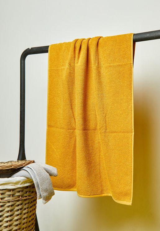 Hotel Spa Bath Towel