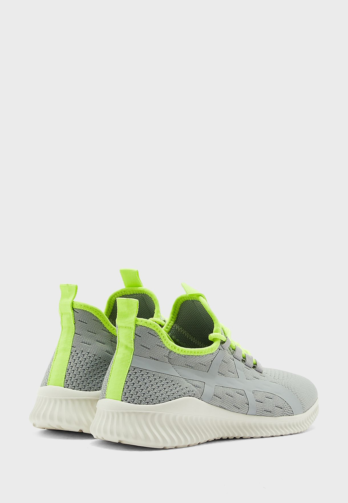 Knitted Colour Pop Sneakers