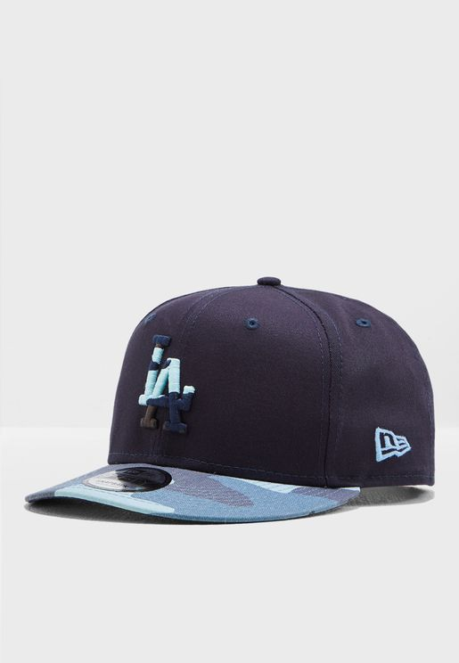 9Fifty Los Angeles Dodgers Camo Cap