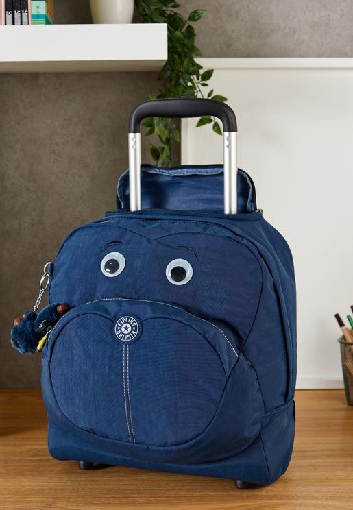 Nusi Wheeled Backpack