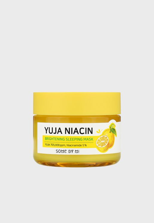 Yuja Niacin 30Days Miracle Brightening Sleeping Ma