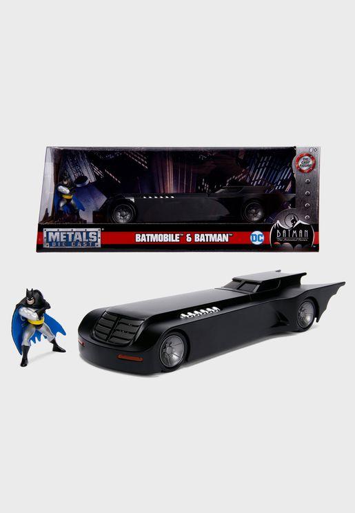 Batman Animated Series Batmobile
