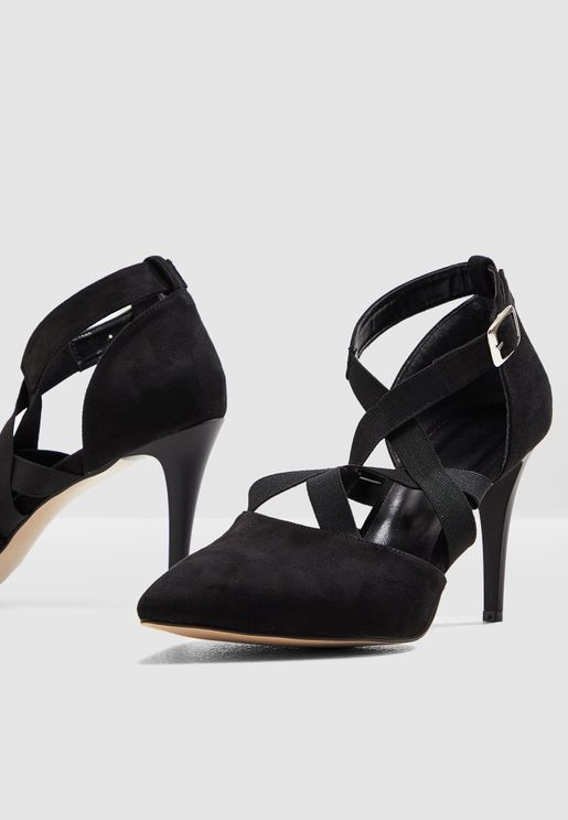Cross Strap Pump