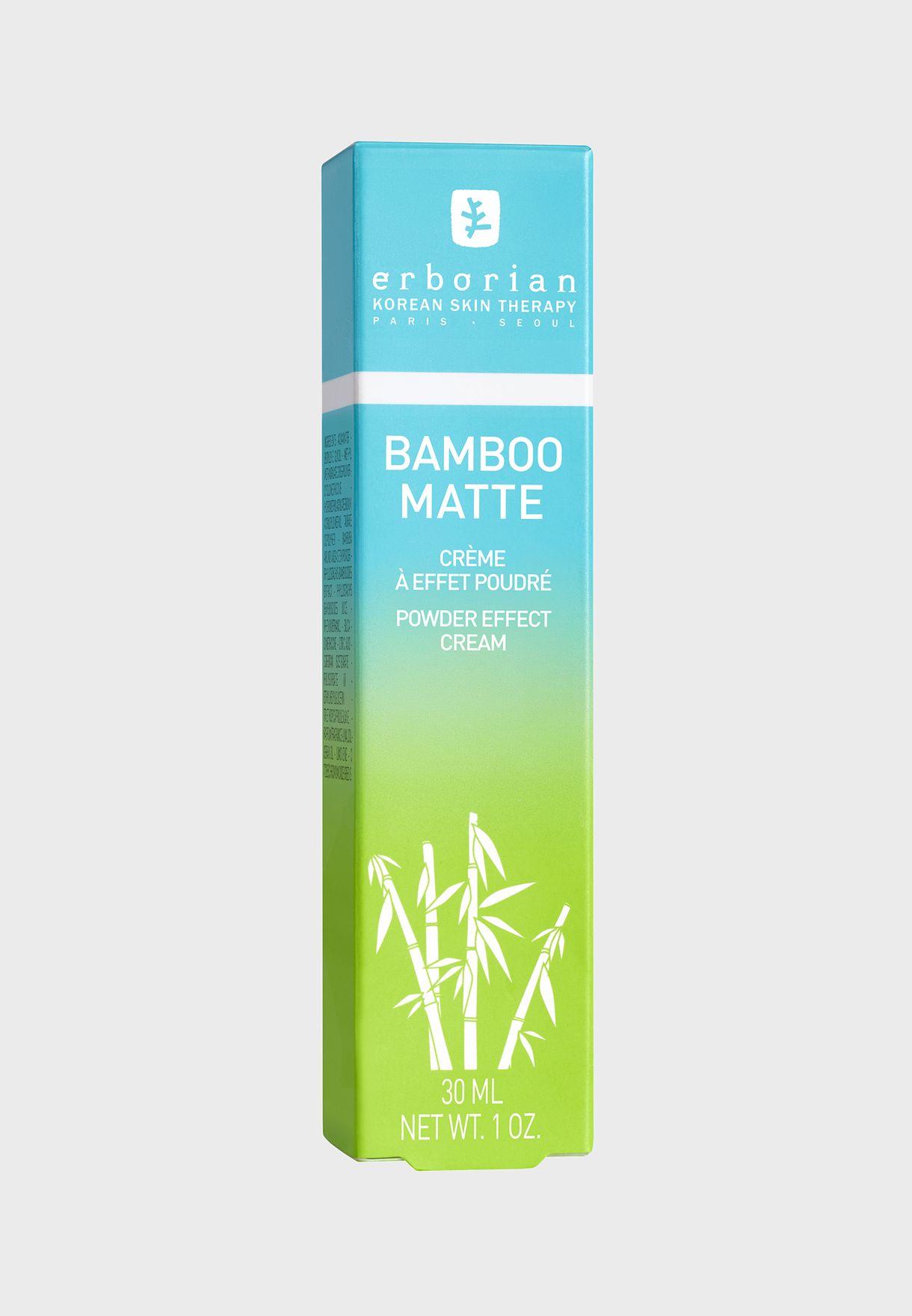 Bamboo Matte Cream 30ml