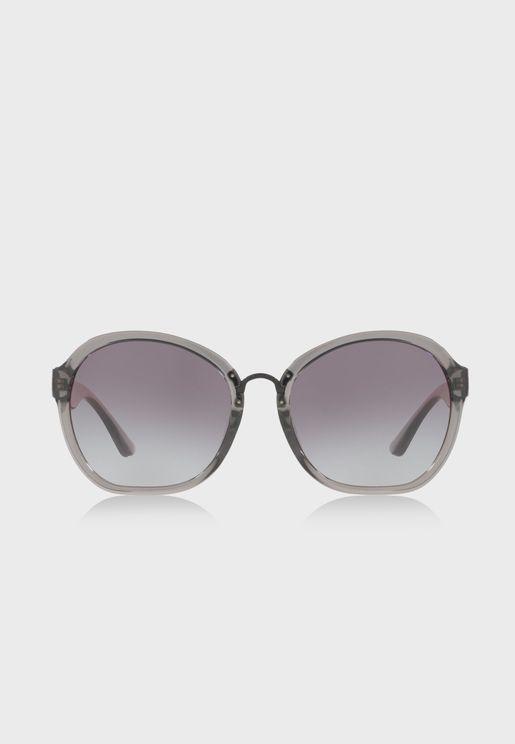 نظارة شمسية كبيرة 0TY9056U