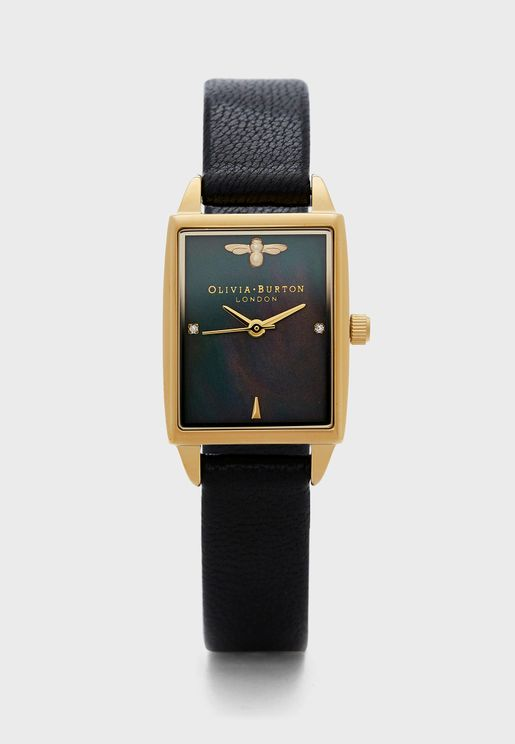 Bee Hive Analog Watch