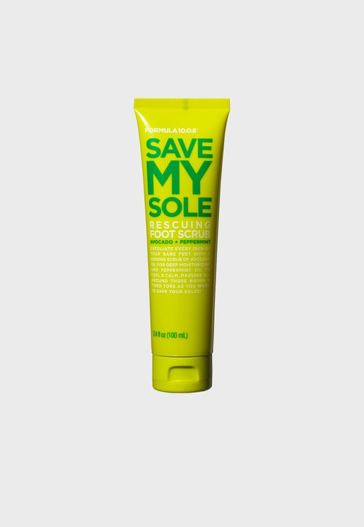 Save My Sole Rescuing Foot Scrub