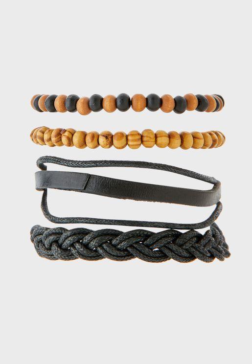 Joash Beaded Bracelet