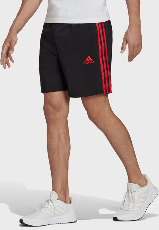 Chelsea 3 Stripe Shorts