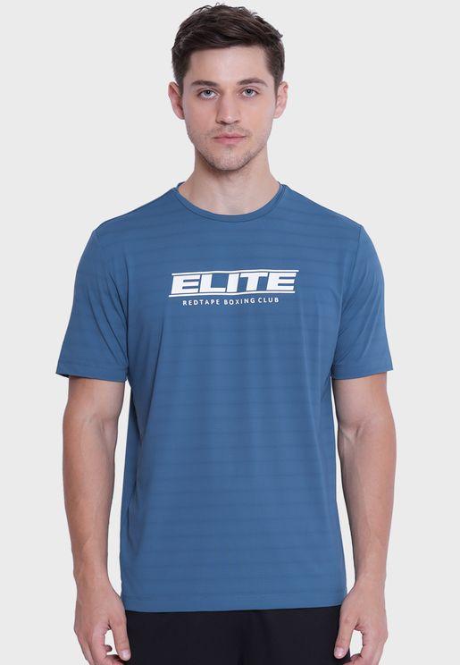 Elite Crew Neck T-Shirt