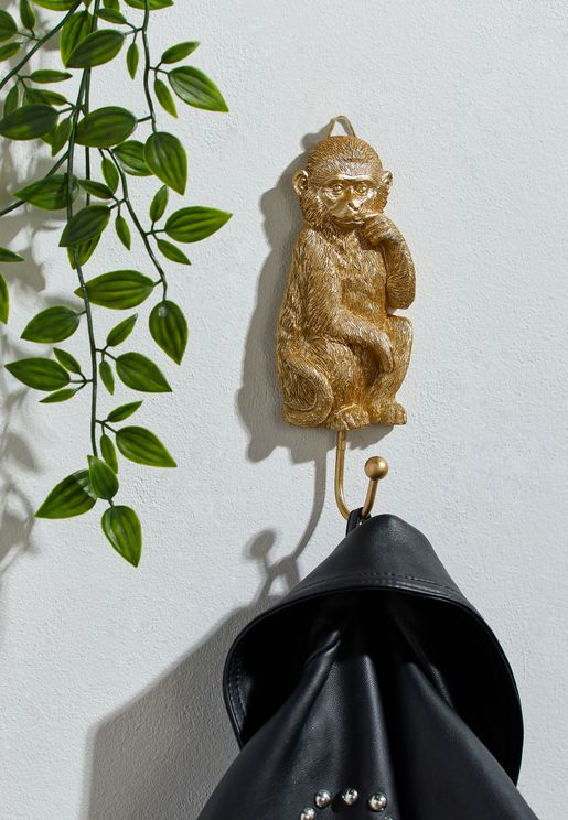 Monkey Coat Hook
