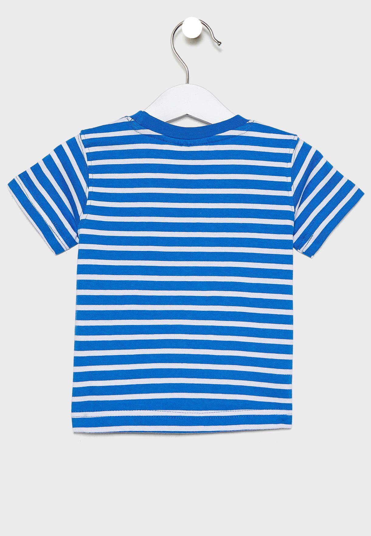 Kids Dino Taxi T-Shirt