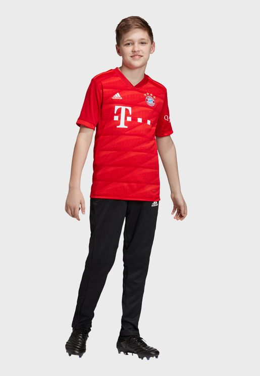 Youth FC Bayern 19/20 Home Jersey