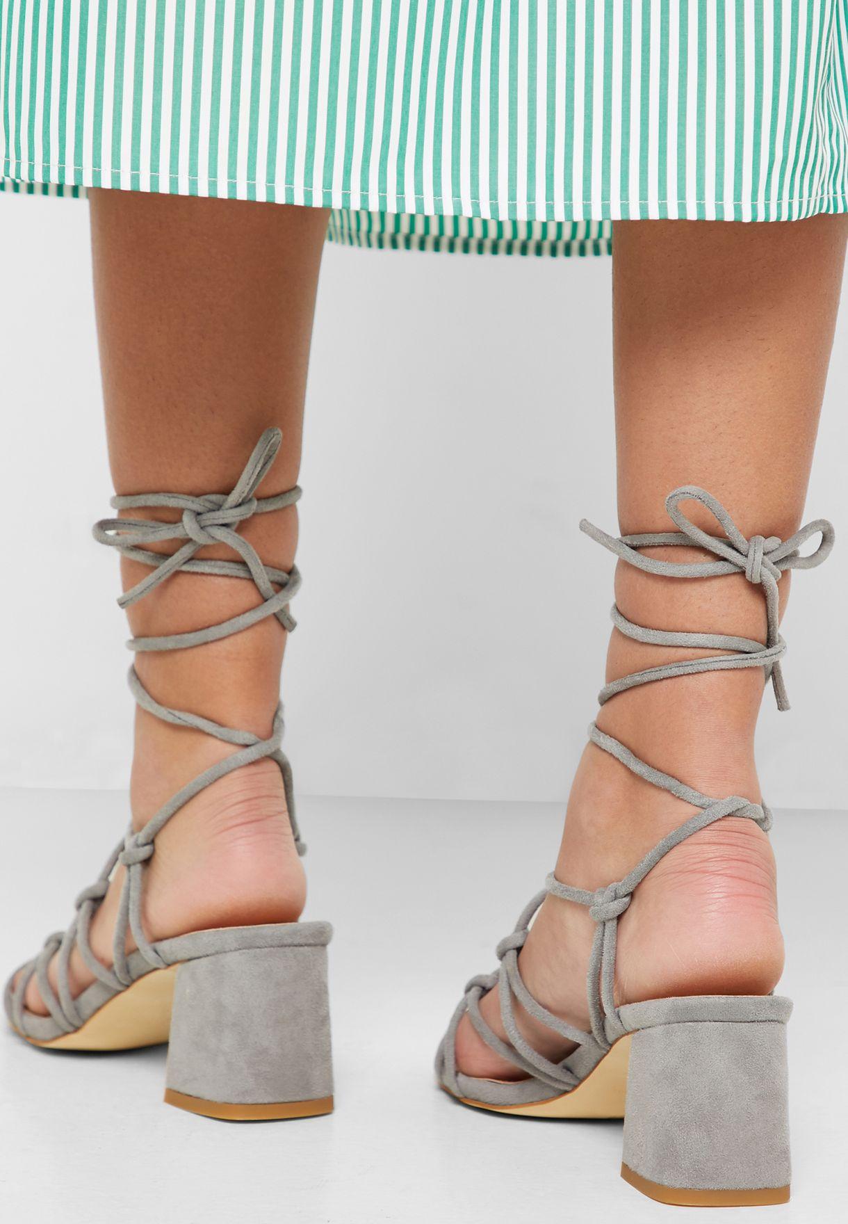 Freya Multi Strap Sandal