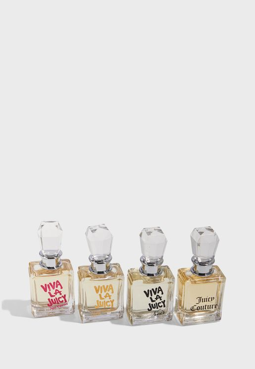 Travel Spray Edp 5ml x 4 Set