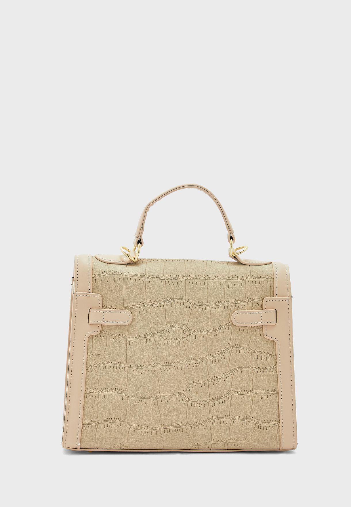 Croc Colour Mix Handbag