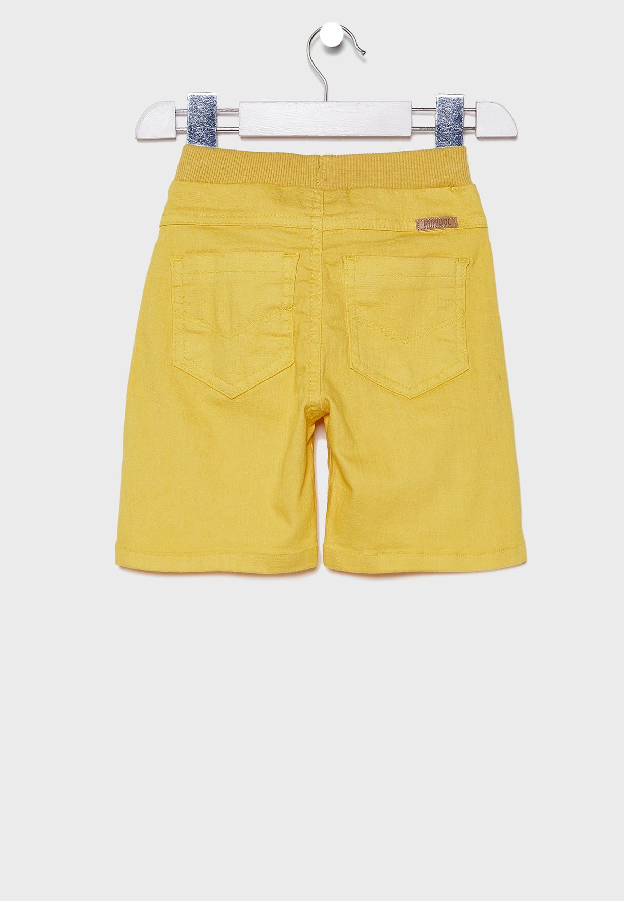 Little Denim Shorts