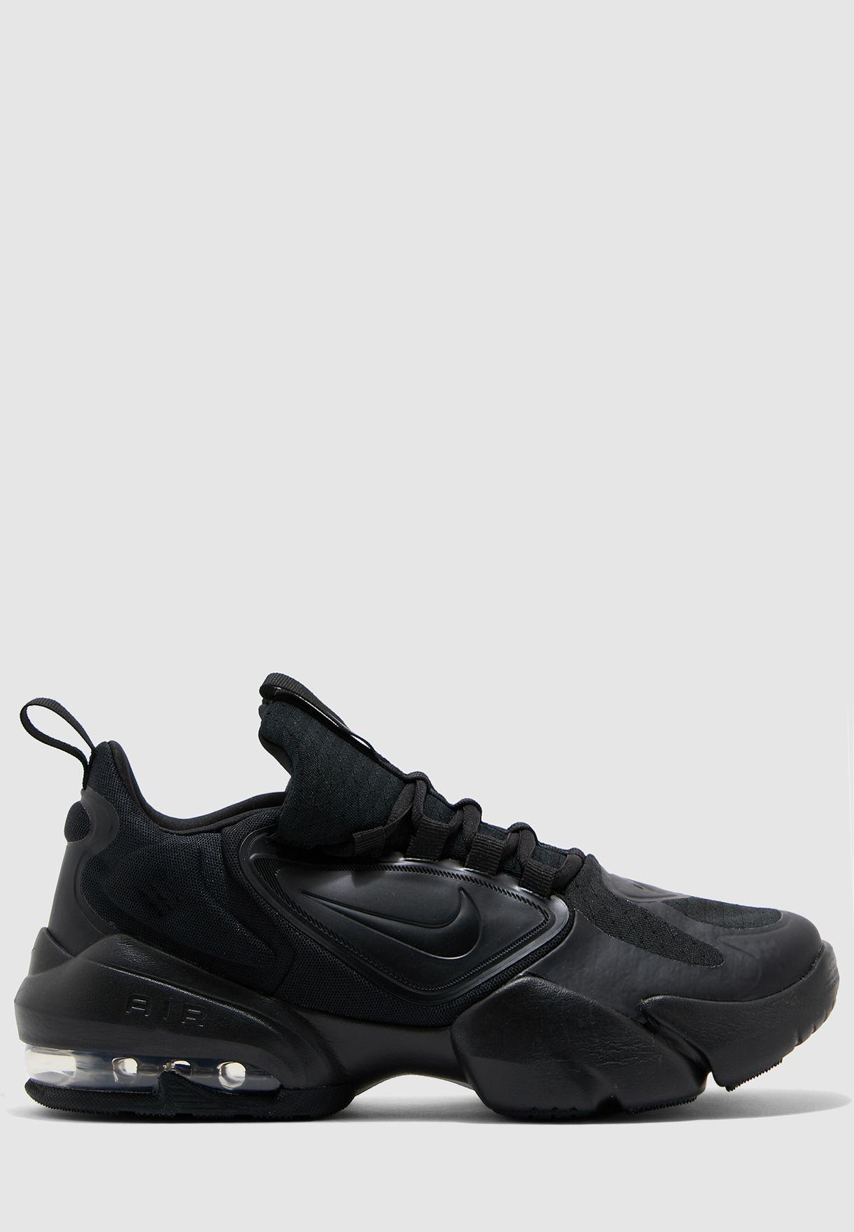 nike black airmax