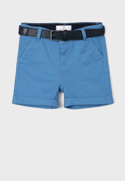 Infant Kids Essential Shorts