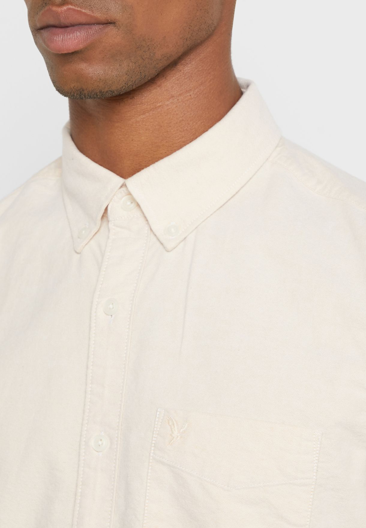 قميص اوكسفورد سليم فت