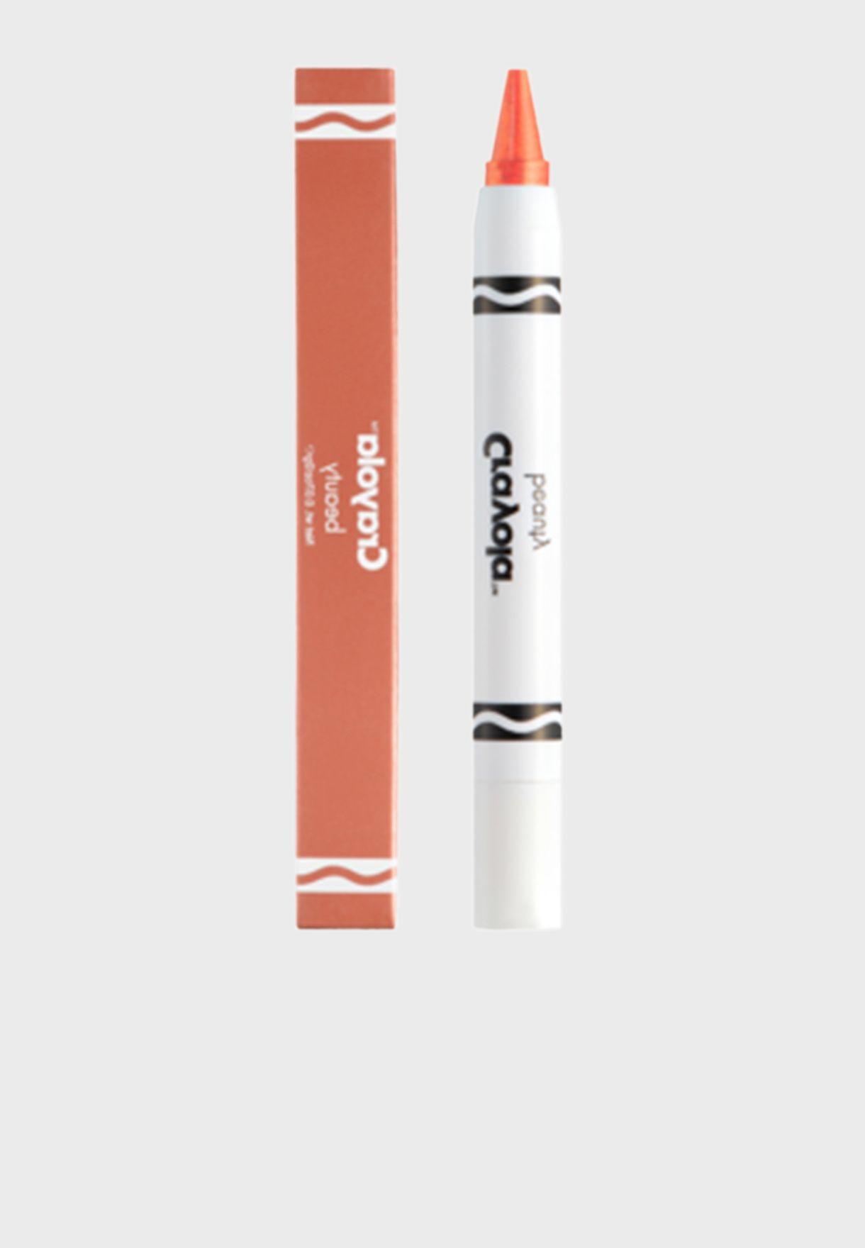 Lip & Cheek Crayon - Mango Tango