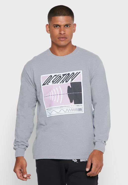 Harlem Printed T-Shirt