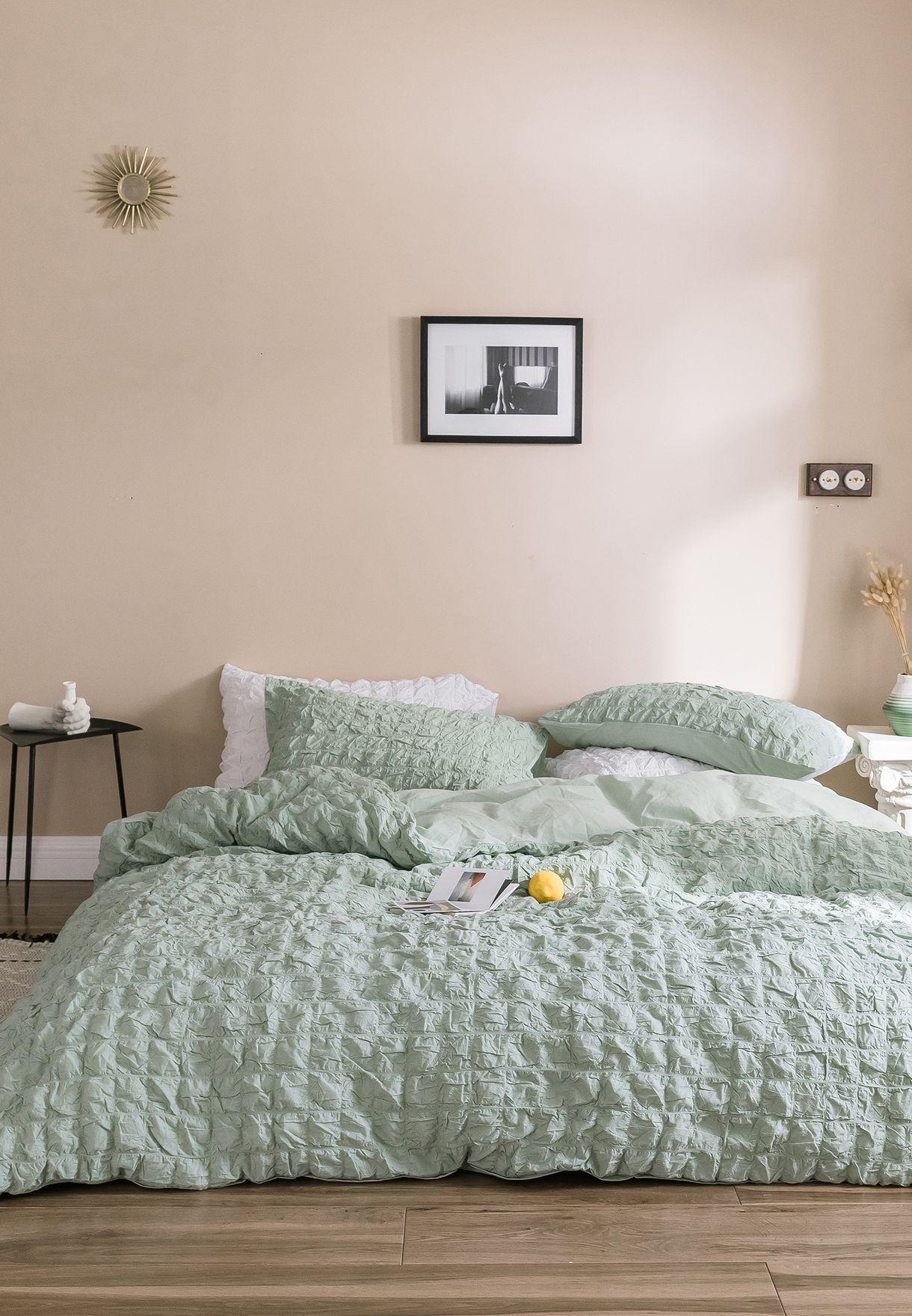 طقم شراشف سرير 200 × 230 سم