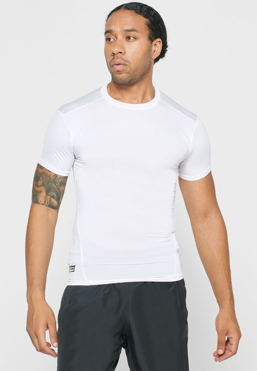HeatGear Compression Tactical T-Shirt