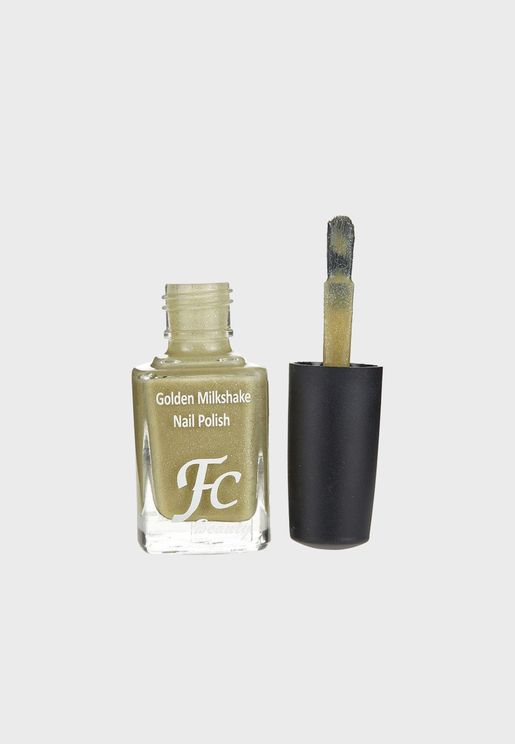 Golden Milk Shake Nail Polish 01