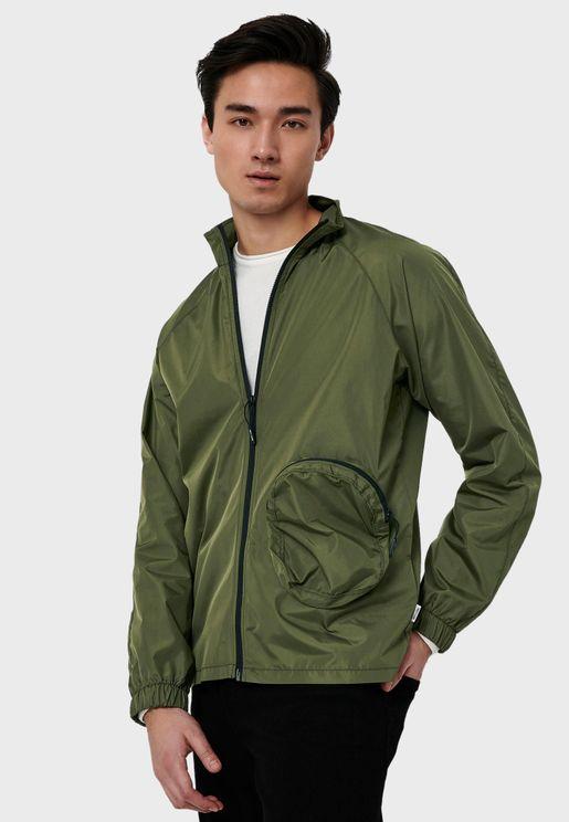 Benton Regular Fit Jacket
