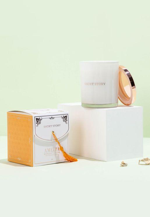 Amelia Kumquat Sunrise Candle