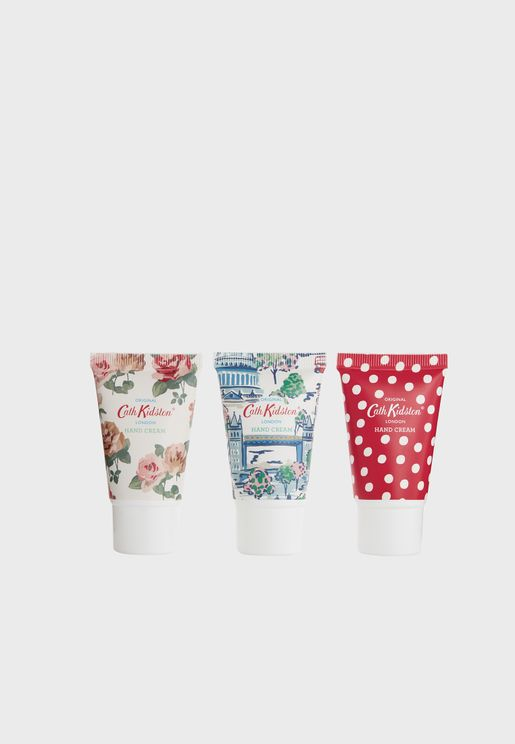 3 Pack Hand Cream 30ml