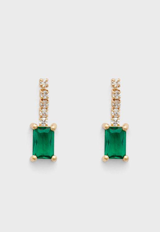 Pondra Drop Earrings