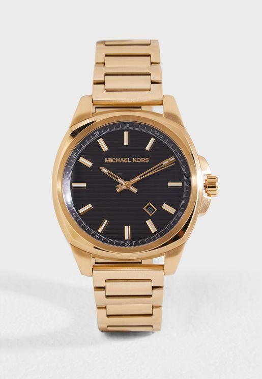 MK8658 Analog Dated Watch