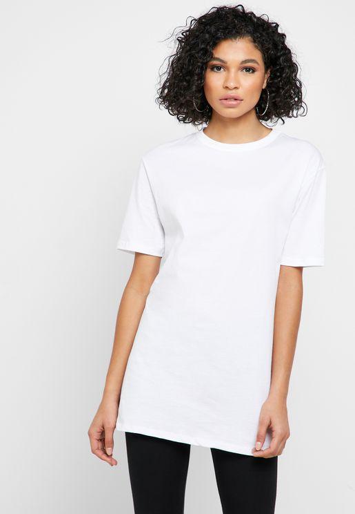 Oversize Short Sleeve T-Shirt