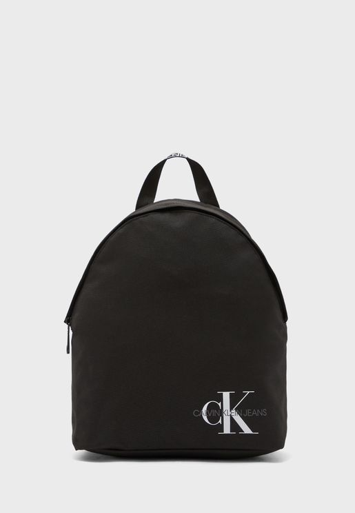 Logo Detail Backpack
