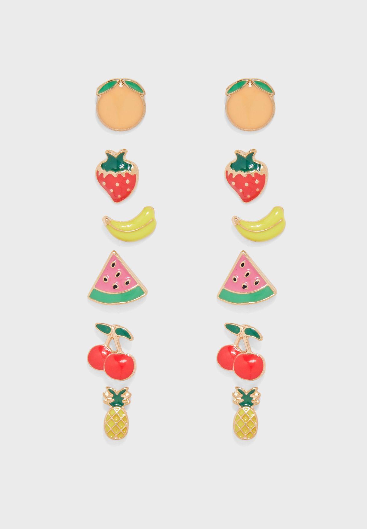 Multipack Earrings