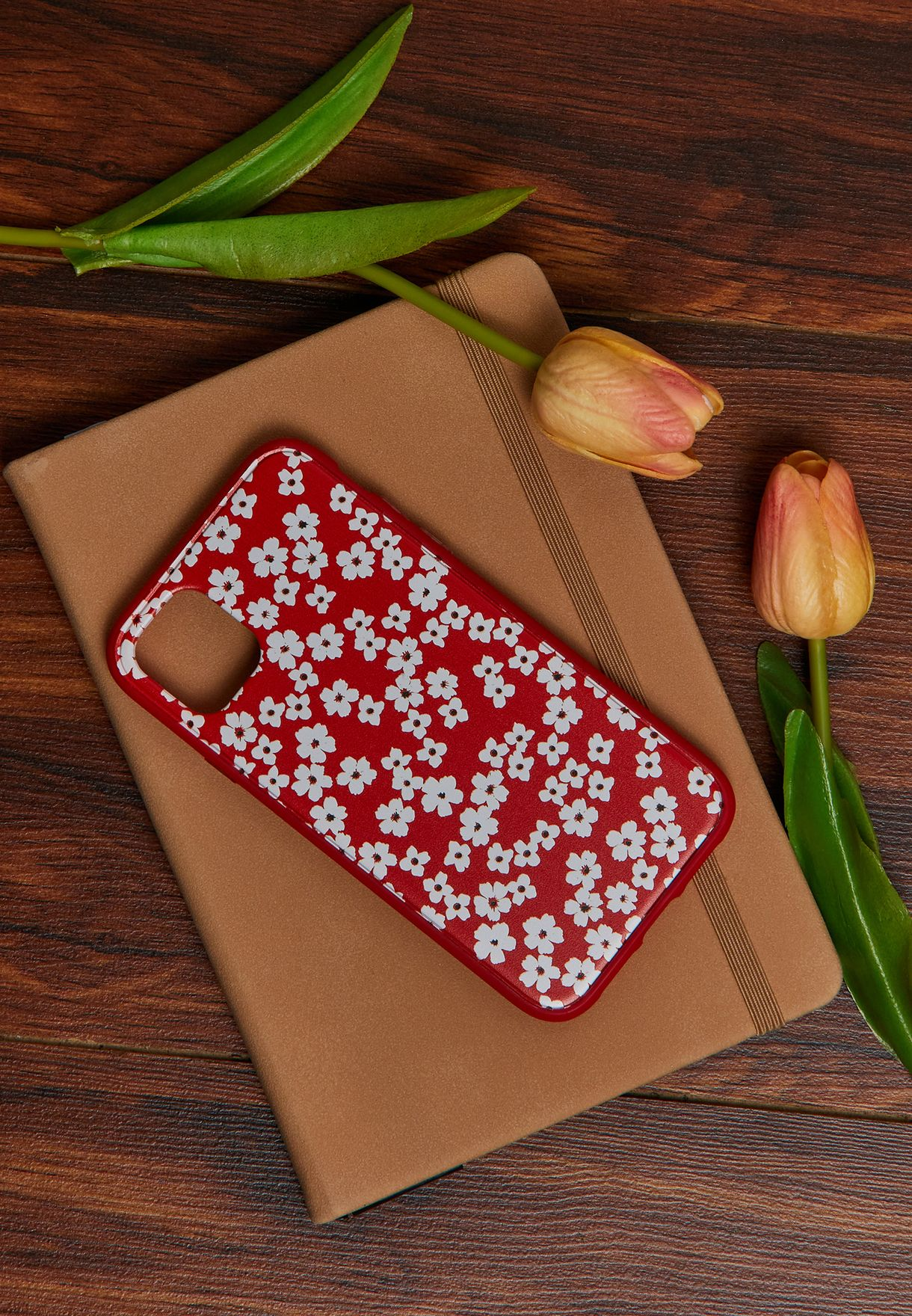 Cherry Blossom Snap On Protective iPhone 11 Case