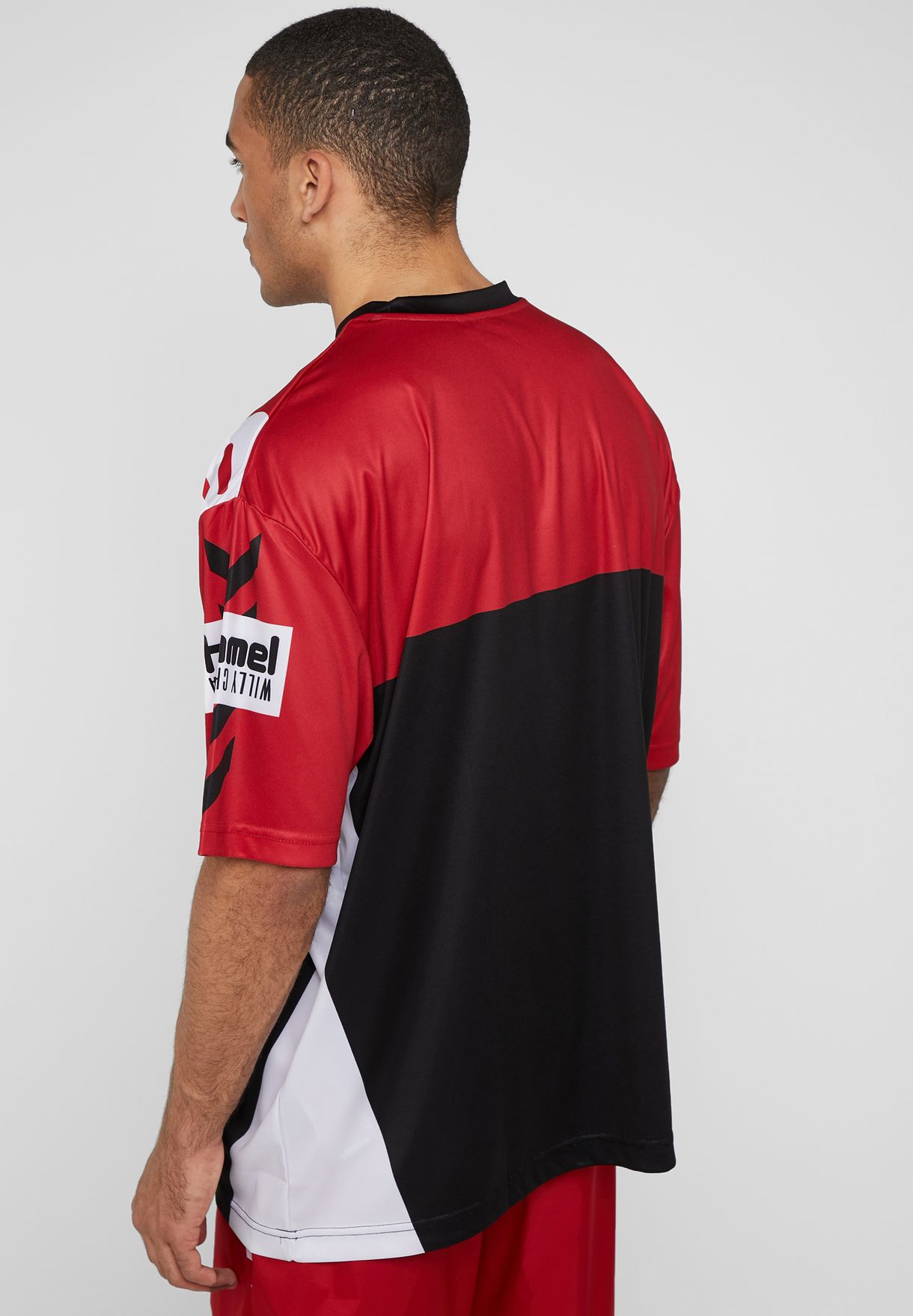 Hummel x Willy Chavarria Yell T-shirt