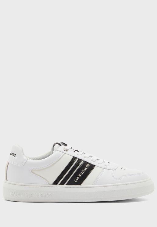 Cupsole Laceup Oxford Sneaker