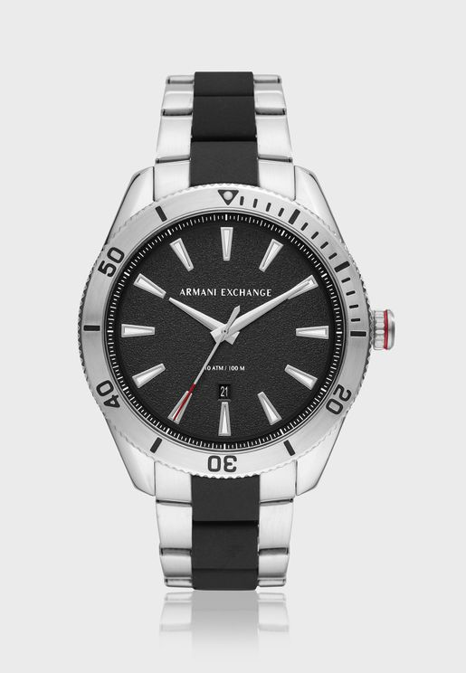 ساعة رسمية عصرية AX1824