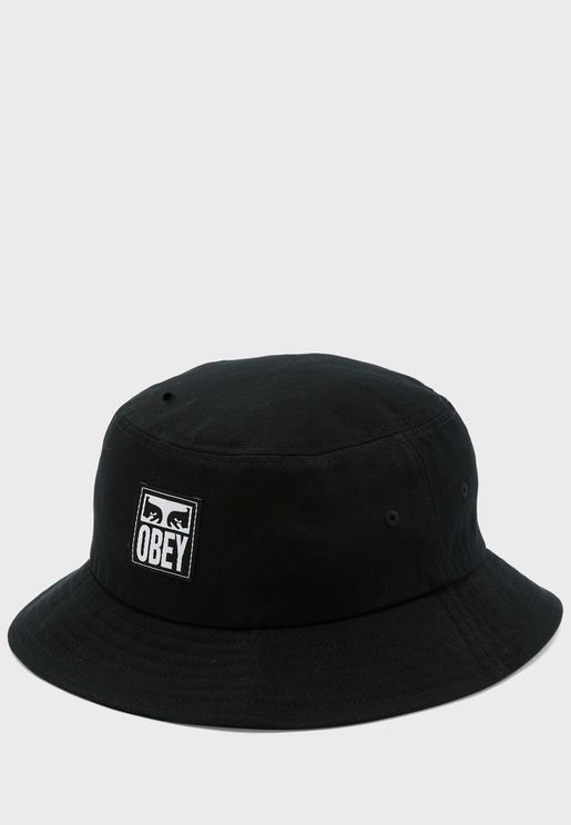 Icon Label Bucket Hat