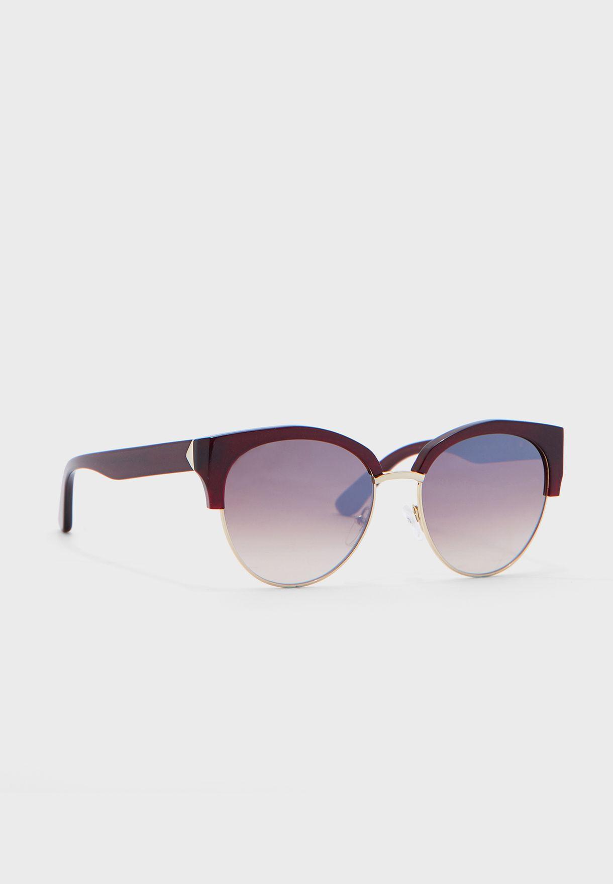 Kl270S Oval Shape Sunglasses